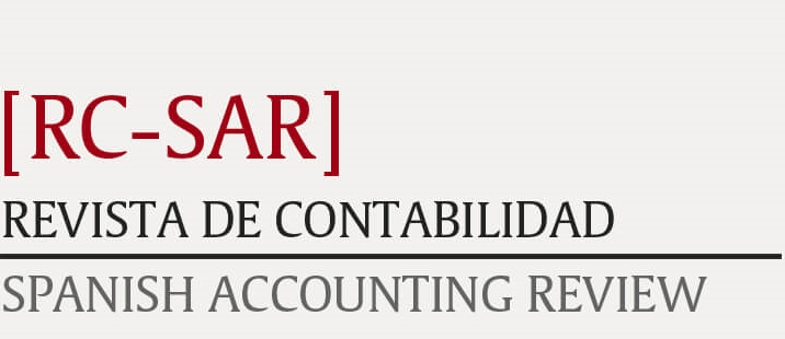 Nuevo Incide de impacto JCR de la Revista de Contabilidad-Spanish Accounting Review